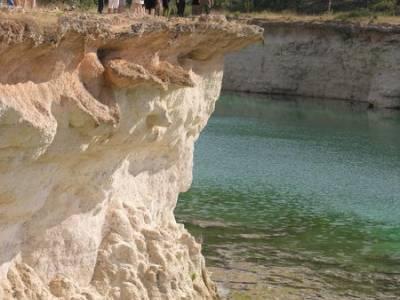 Lagunas de Ruidera; sierra de madrid